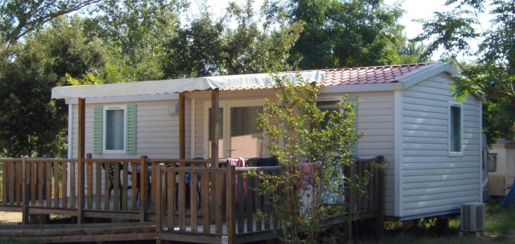 location mobil home pmr au Boulou